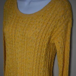 American Eagle Outfitters Sweaters - American Eagle Outfitters Yellow Sweater Size M